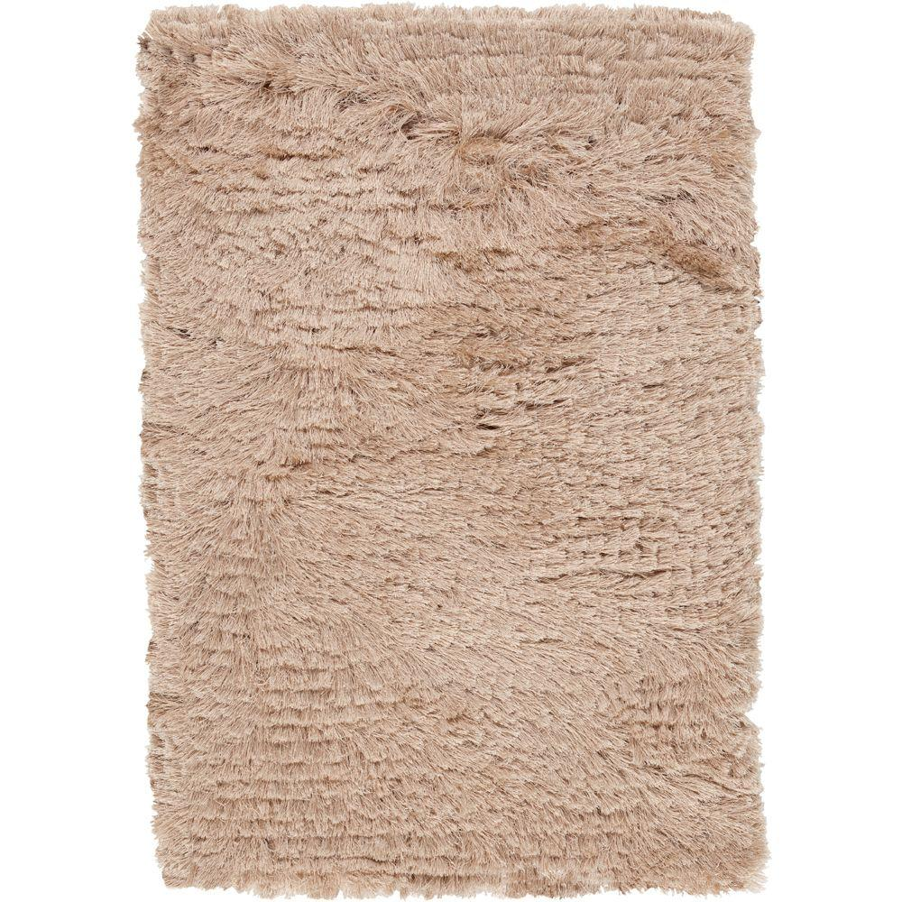 Candice Olson Beige 2 ft. x 3 ft. Accent Rug