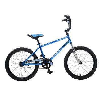 Growl Blue Ready2Roll 20 in. Kids Bicycle