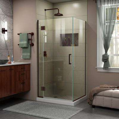 4 & Up - Square - Pivot/Hinged - 30 in. & Under - Shower Doors ...