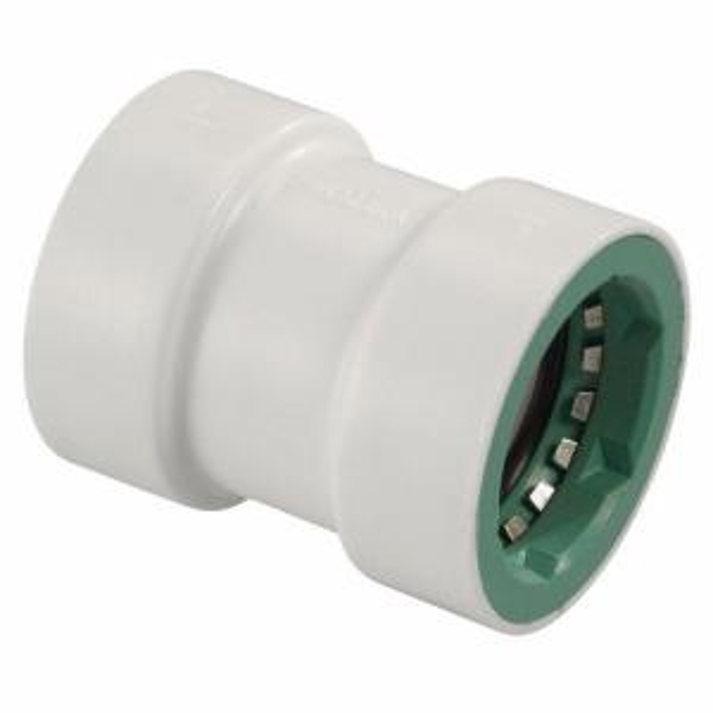 3 x Internal thread PVC fitting// Distributor Dura Cross 1 1 x External thread