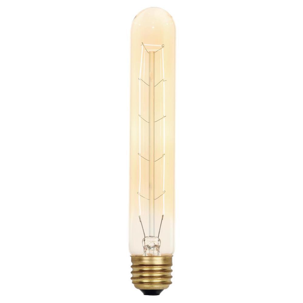 westinghouse 40 watt t9 timeless vintage inspired incandescent light bulb 0413600 the home depot. Black Bedroom Furniture Sets. Home Design Ideas