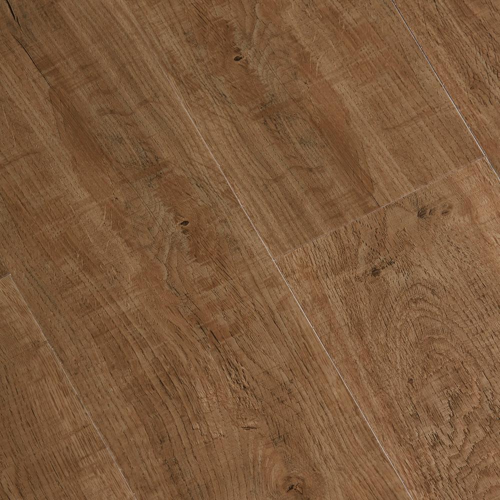 Home Legend Hand Scraped Morrison 6 mm x 7-1/16 in. Width x 48 in. Length Vinyl Plank Flooring (23.64 sq.ft/case)