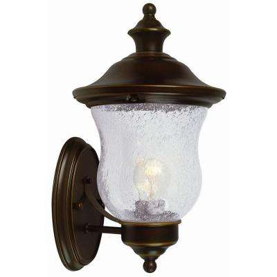 Highland Oil-Rubbed Bronze Outdoor Uplight