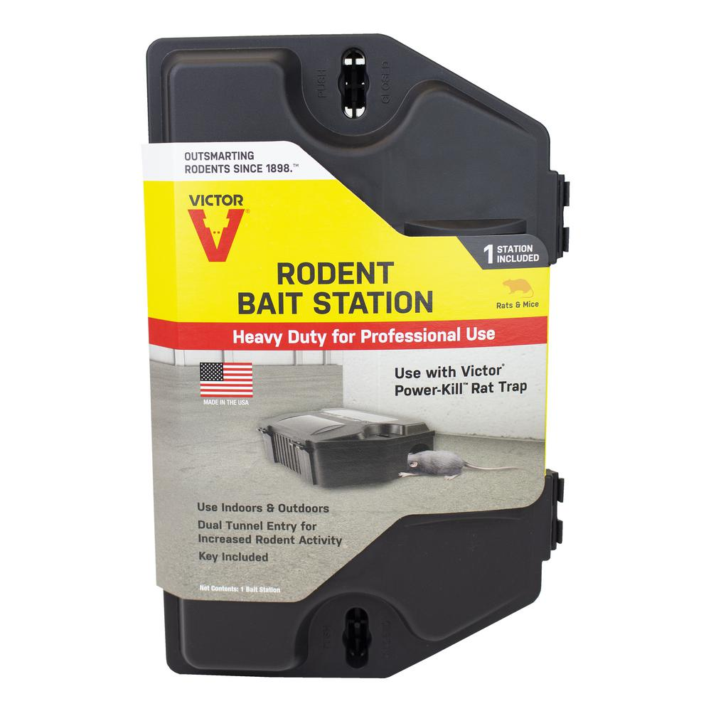 Victor Victor Rodent Bait Station