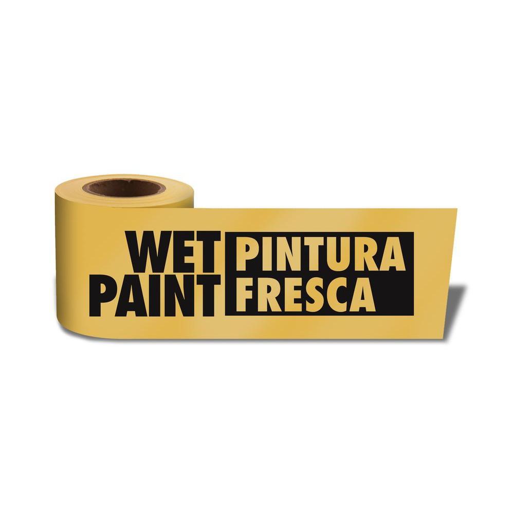 200 ft. Wet Paint Tape