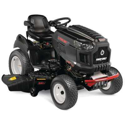 Super Bronco XP 54 in. 26 hp V2 Kohler Gas Garden Tractor with Hydrostatic Transmission, Cruise Control, Mow in Reverse