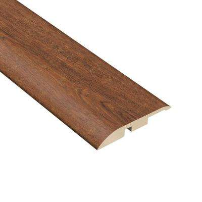 Cordova Cherry 7/16 in. Thick x 1-5/16 in. Wide x 94 in. Length Vinyl Multi-Purpose Reducer Molding