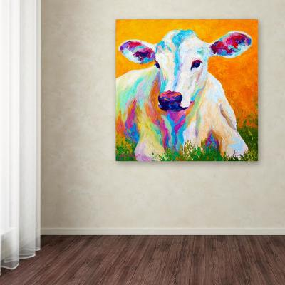 """35 in. x 35 in. """"Innocence"""" by Marion Rose Printed Canvas Wall Art"""