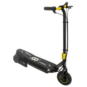 Pulse Performance Products Sonic XL Electric Scooter in Black and Yellow by Pulse Performance Products