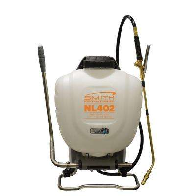 4 Gal. Industrial and Contractor No Leak Back Pack Sprayer