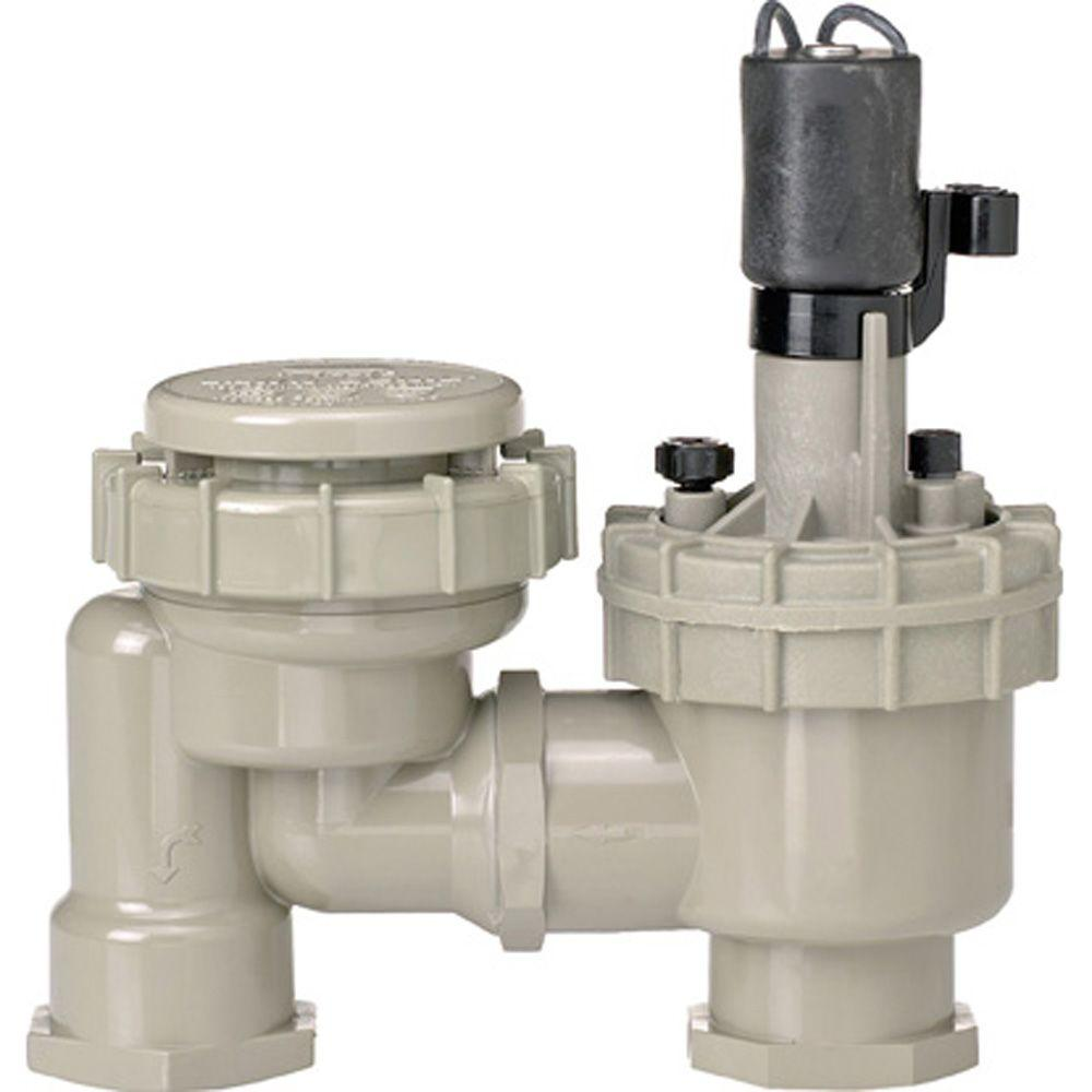 Lawn Genie 1 In Anti Siphon Valve With Flow Control L7010