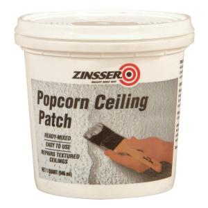 Zinsser 1 qt. Ready-Mixed Popcorn Ceiling Patch (Case of 6) by Zinsser