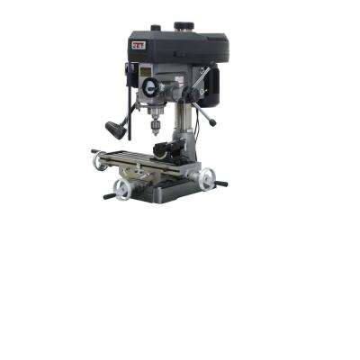 JMD-15 Mill Drill Press with Newall DP500 Dro