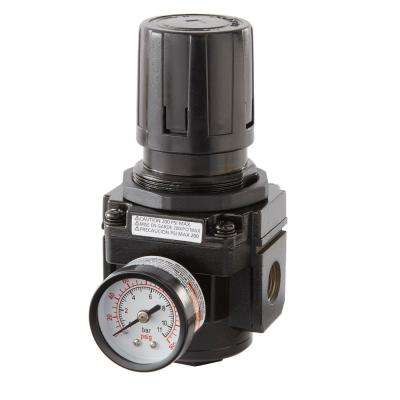3/8 in. High Performance Air Regulator