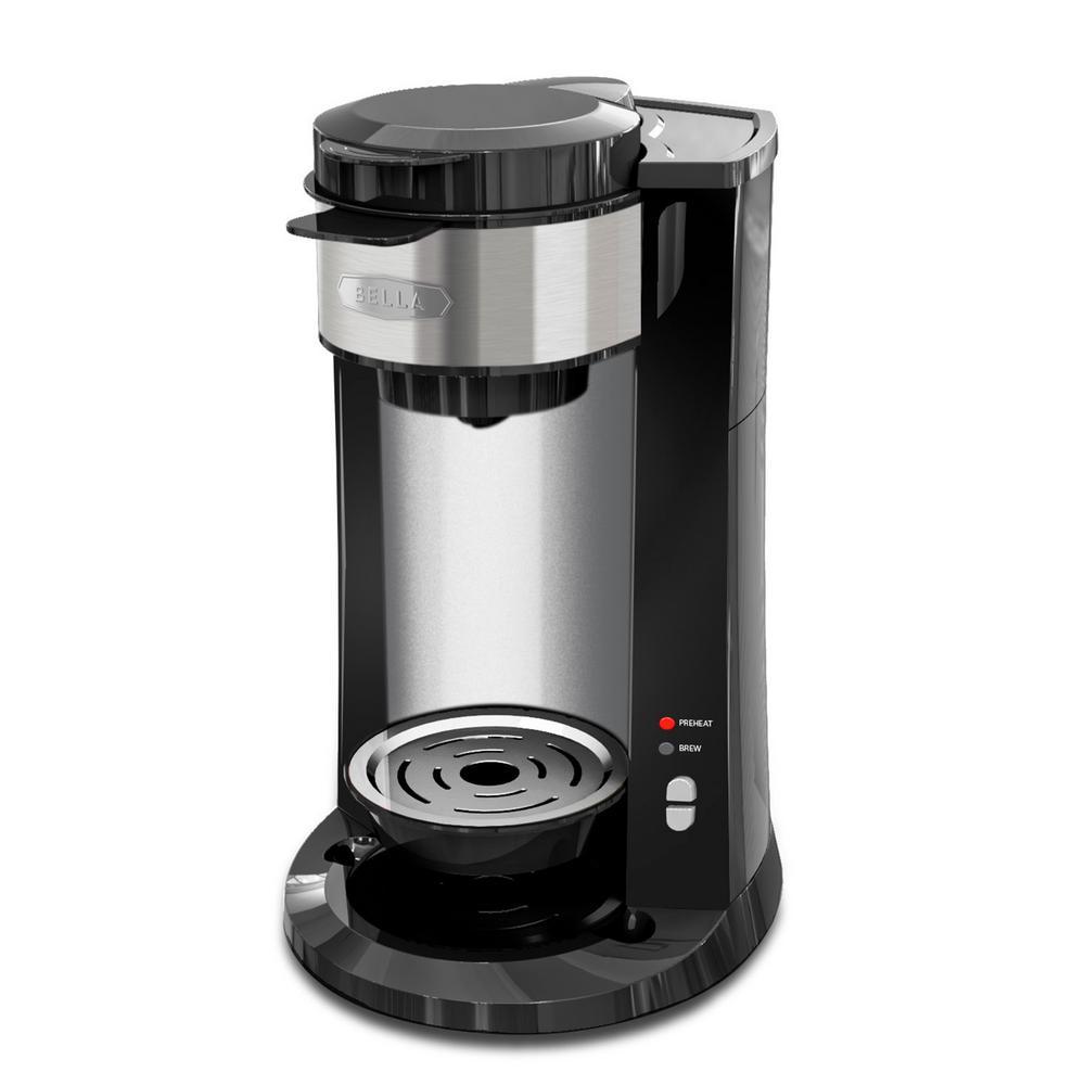Dual Brew Single Serve Coffee Maker