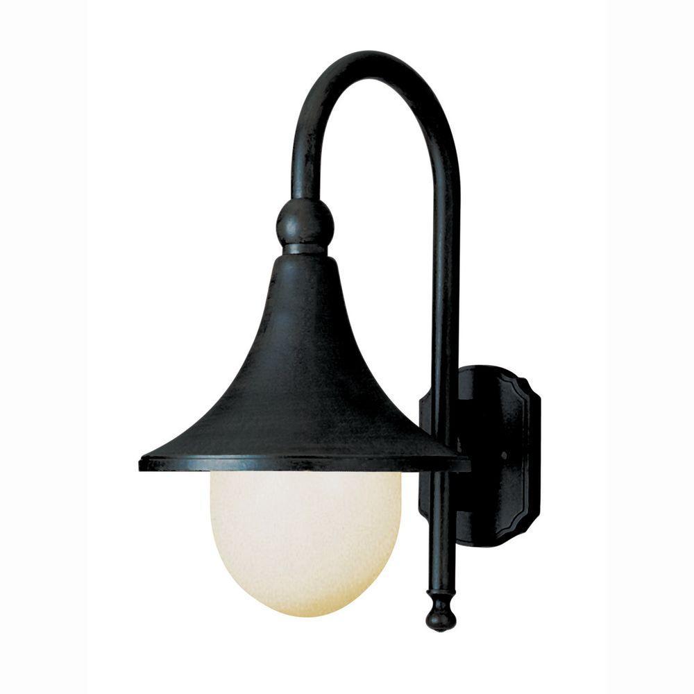 Outdoor lighting hook up