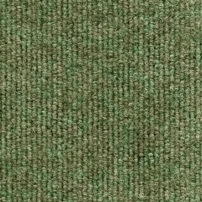 QuietWall 108 sq. ft. Moss Green Acoustical Noise Control Textile Wall Covering and Home Theater Acoustic Sound Proofing