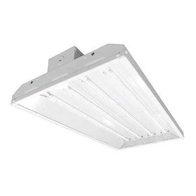 162-Watt White Integrated LED High Bay in 5000K  sc 1 st  The Home Depot & High Bay Lights - Commercial Lighting - The Home Depot