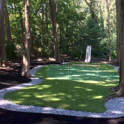 Professional Putting Turf 15 ft. Wide x Cut to Length Golf Green Artificial Grass