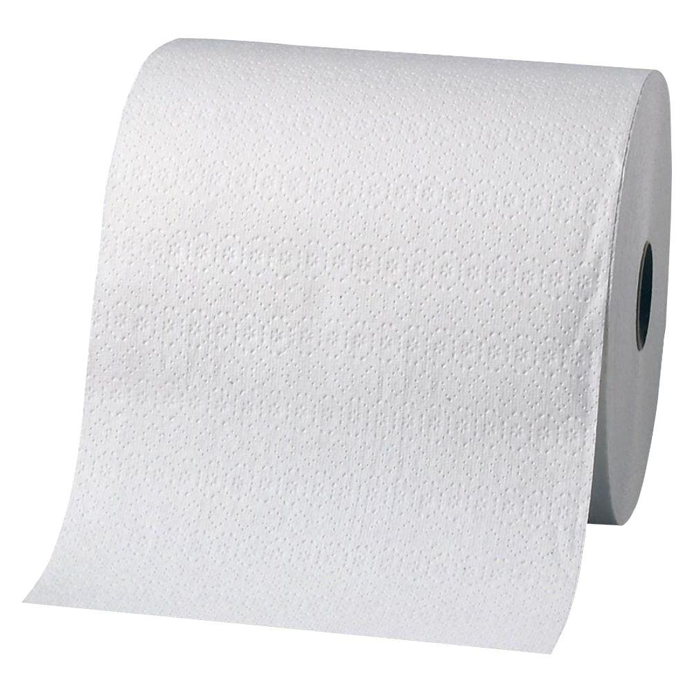 Signature White Premium Roll Paper Towels 2-Ply (12 per Carton)