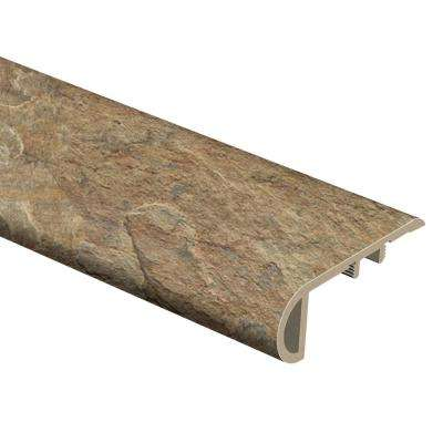 Red Rock 3/4 in. Thick x 2-1/8 in. Wide x 94 in. Length Vinyl Stair Nose Molding