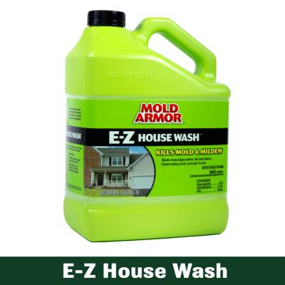 1 Gal. E-Z House Wash Mold and Mildew Remover