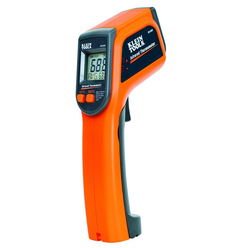 Klein Tools 12:1 Infrared Digital Thermometer
