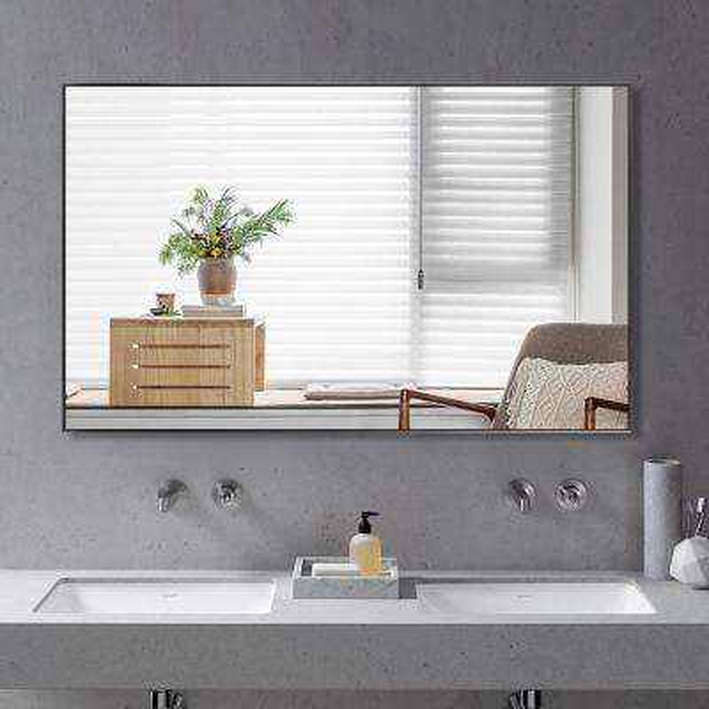 Modern/Simple Oversized Bathroom Hanging/Wall Mounted Mirror