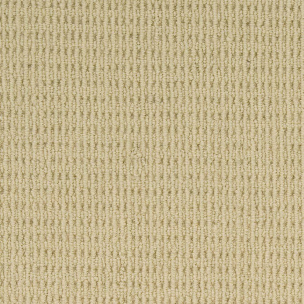 Terrain - Color Dusty Yellow Loop 13 ft. 2 in. Carpet