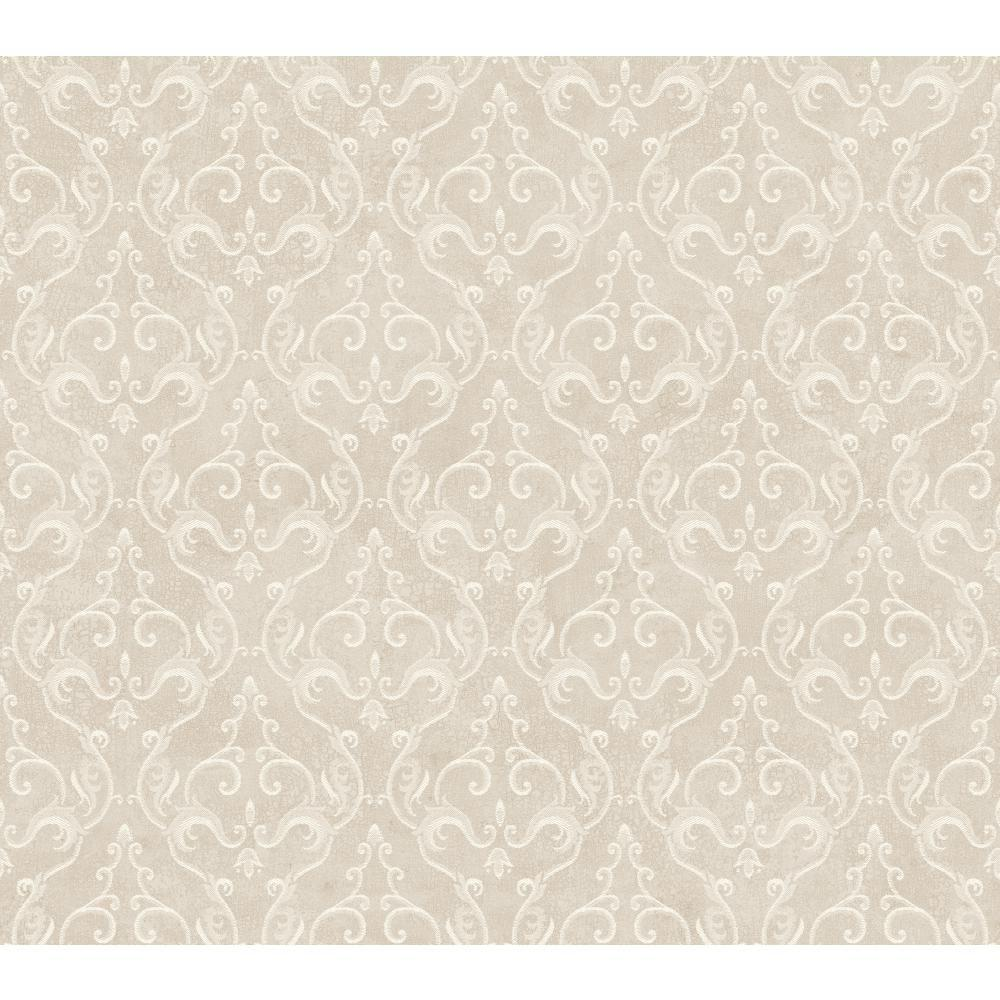Belgian Damask Wallpaper