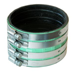 4 in. Neoprene Shielded Coupling