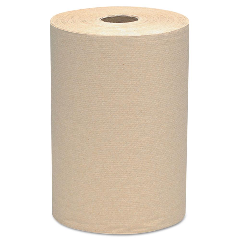 Scott 8 x 800 ft. Hard Roll Towels, 2 in. Core in Brown