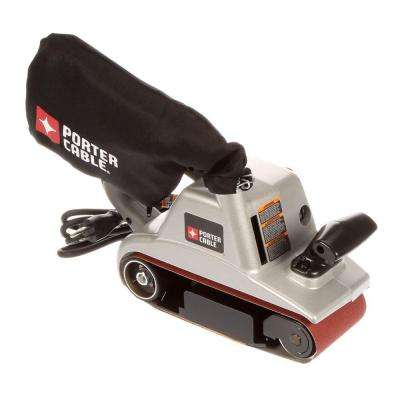 12 Amp 4 in. x 24 in. Variable Speed Belt Sander