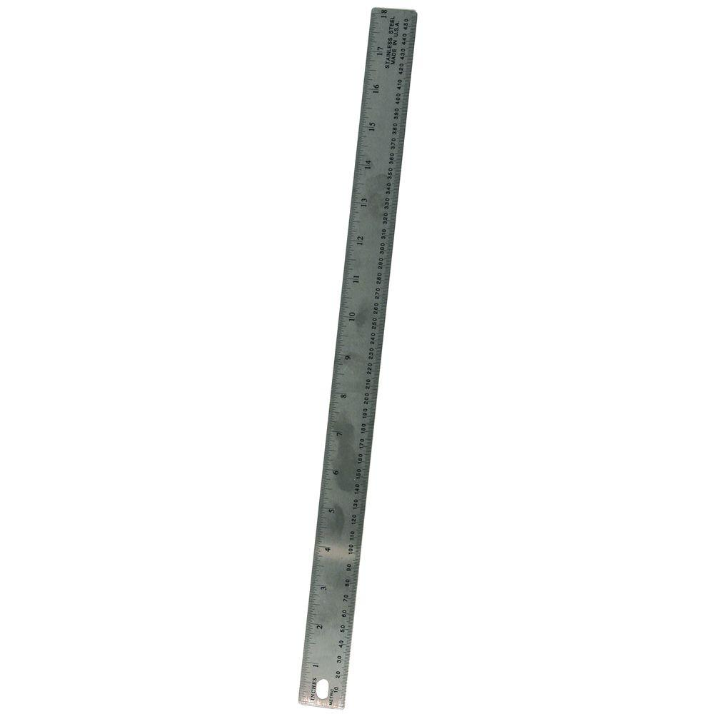 Empire 18 in. Stiff Ruler