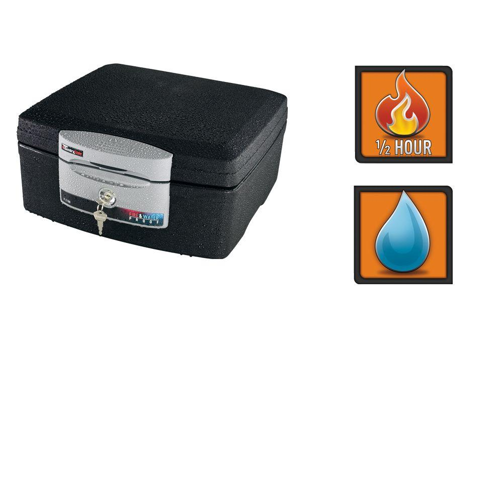 SentrySafe Fire and Waterproof Chest Safe