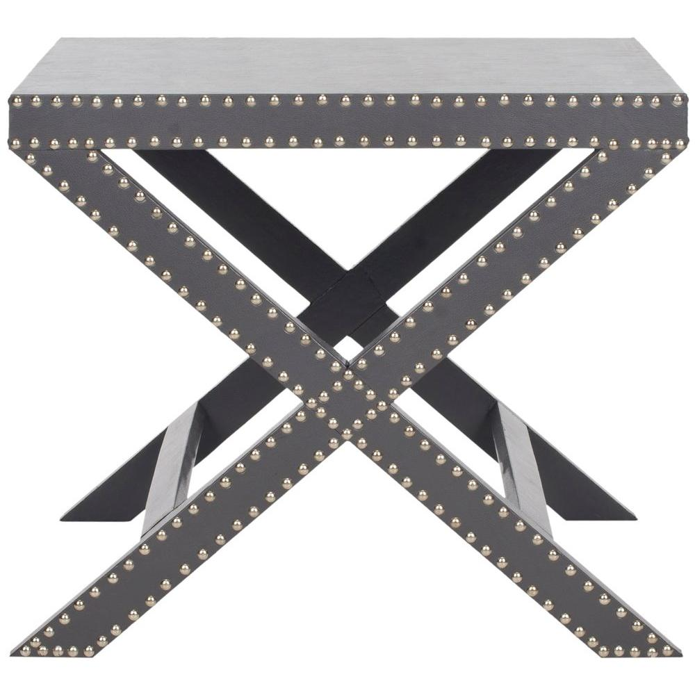 Jeanine Gray End Table