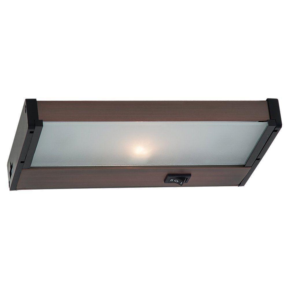 Sea Gull Lighting 1 Light Bronze Xenon Undercabinet
