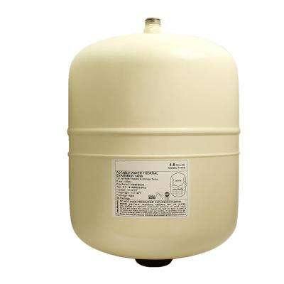 4.8 Gal. Portable Hot Water Heater Thermal Expansion Pressure Tank