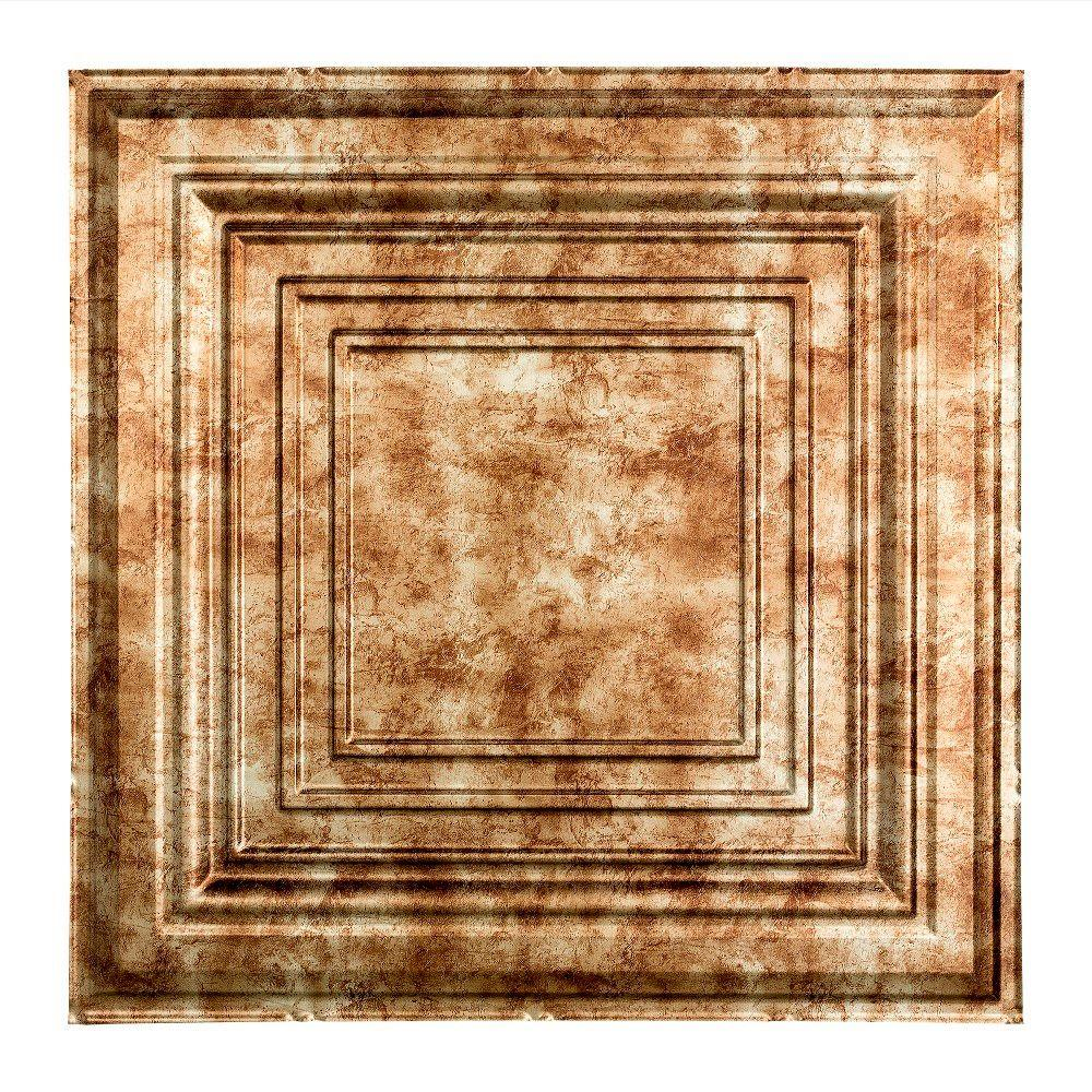 Traditional 3 - 2 ft. x 2 ft. Lay-in Ceiling Tile