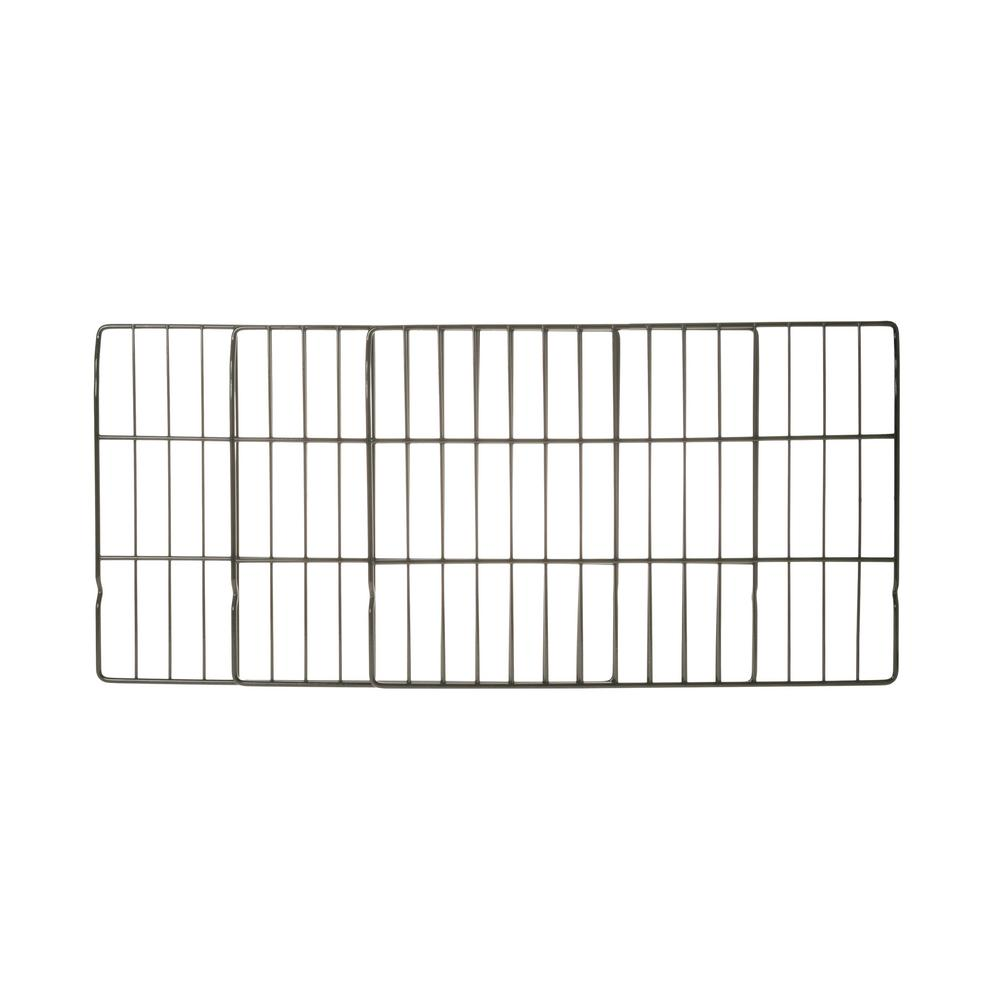 GE Self-Clean Oven Racks (3-Pack) Keep things in perfect working order with this 3 pack of self-clean oven racks. Designed to fit free-standing electric 5.3 cu. ft. ranges. Limited 1 Year Warranty.