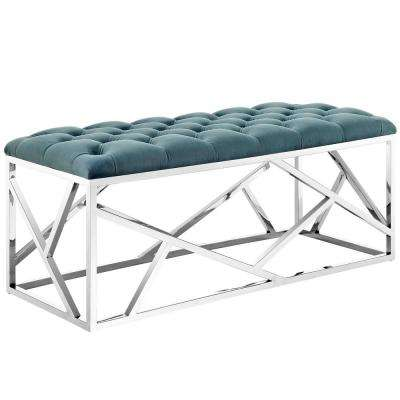 Silver Sea Intersperse Bench