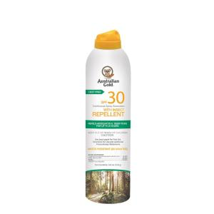 SPF 30 Insect Repellent Continuous Spray