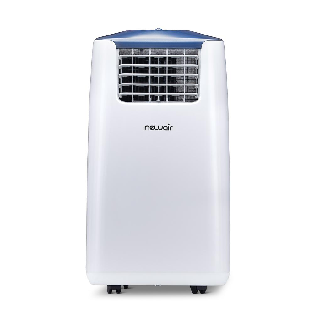 NewAir 14,000 BTU Portable Air Conditioner and Heater with ...