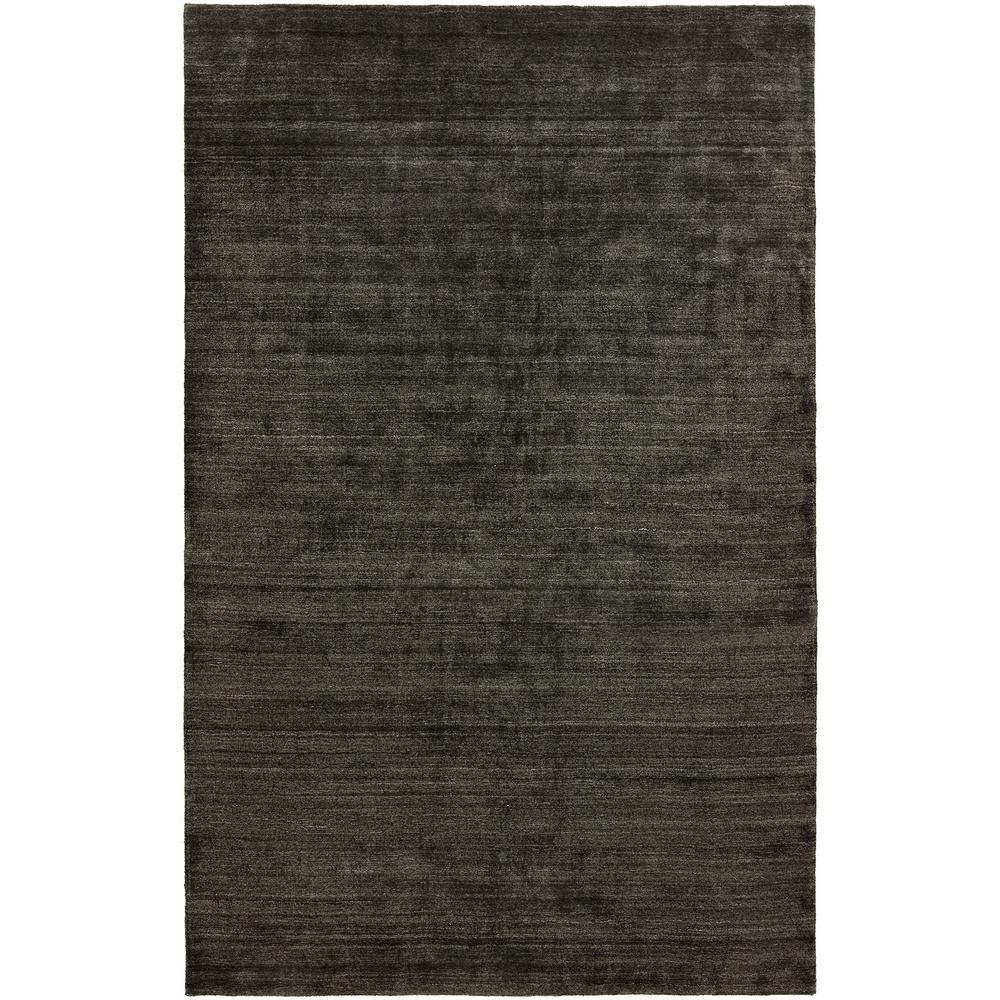 Meridian Charcoal 10 ft. x 13 ft. Area Rug