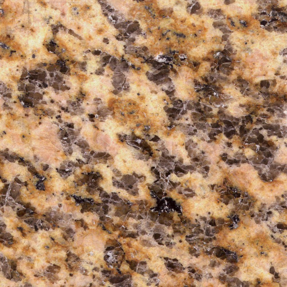 4 in. x 4 in. Montesol Granite Sample