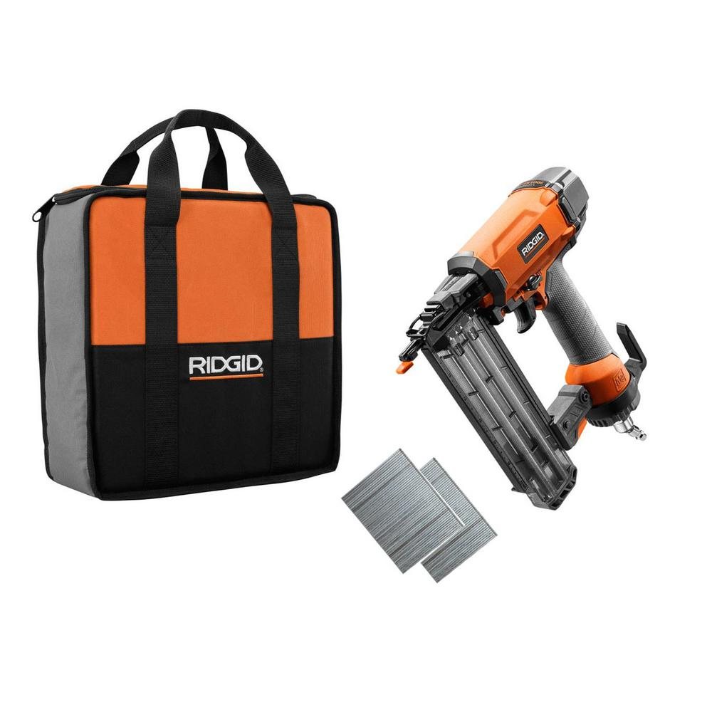 RIDGID 18-Gauge 2-1/8 in. Brad Nailer