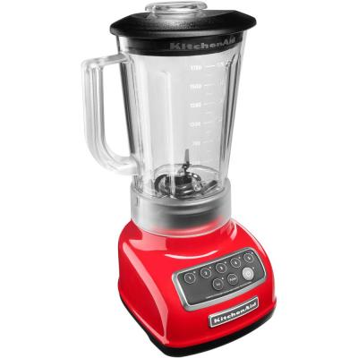 KitchenAid-56 oz. 5-Speed Empire Red Blender