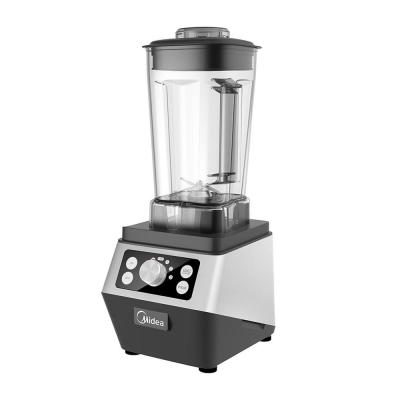 High Speed 68 oz. 3-Speed Black and Silver CyclonBlade Blender