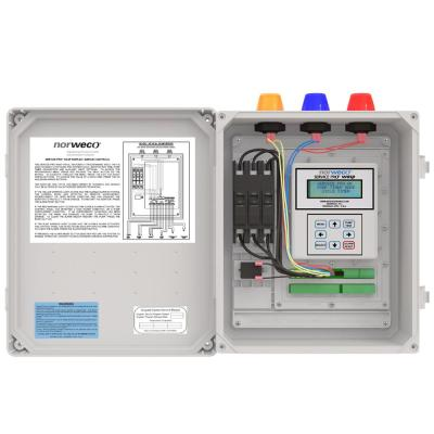 Singulair Green Service Pro WASP 11T Control Center