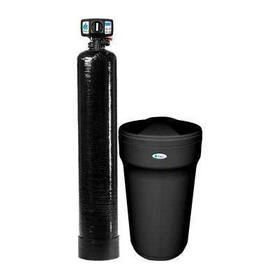 Hardness, Iron and Manganese Whole Home Water Filtration System with 45,000 Grain Capacity Water Softening System